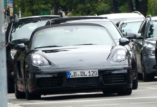 Porsche 981 Boxster GTS MKII