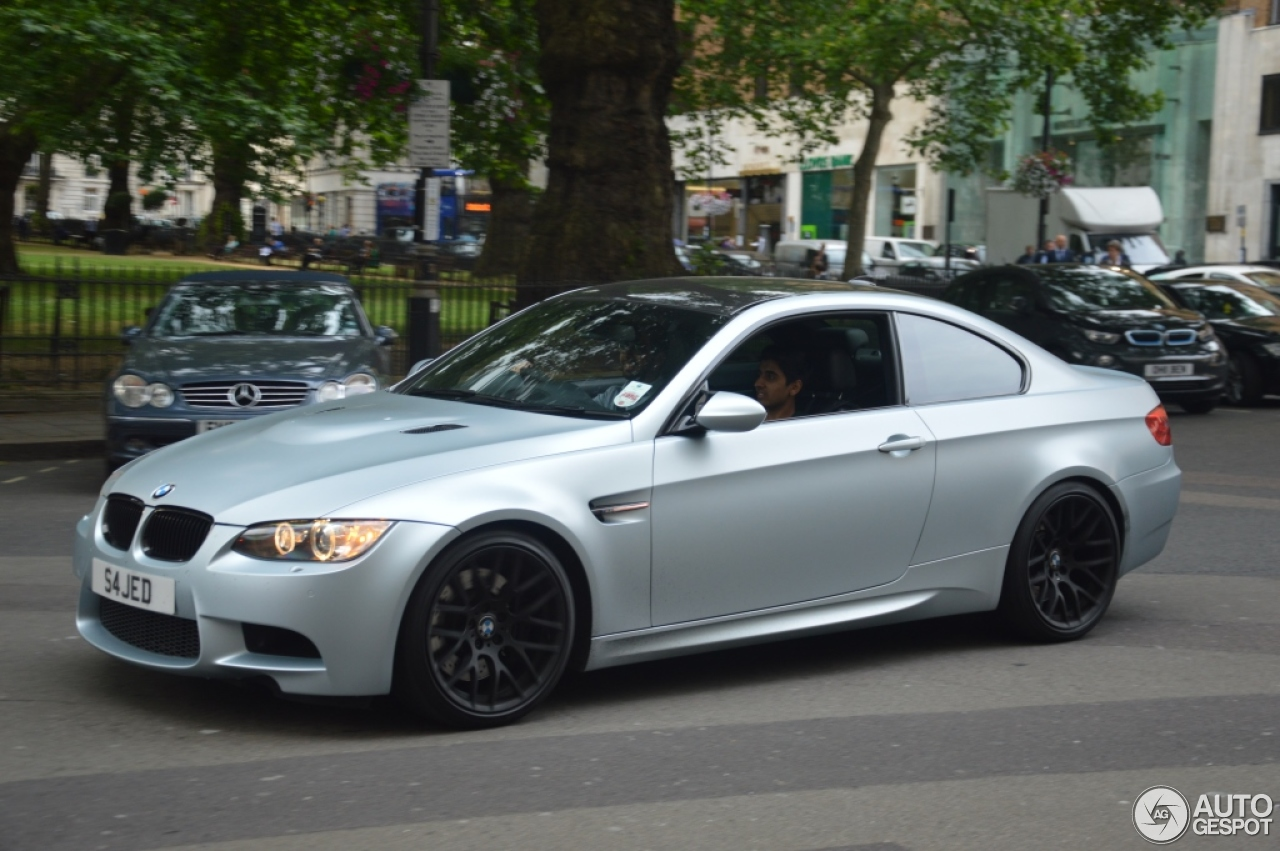 Bmw M3 E92 Coup 233 Frozen Silver Edition 29 June 2014 Autogespot