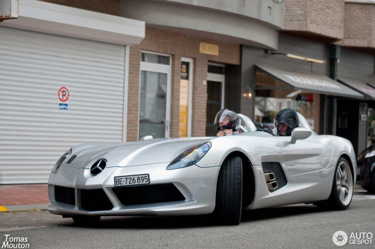 mercedes benz slr mclaren stirling moss 29 june 2014 autogespot. Black Bedroom Furniture Sets. Home Design Ideas