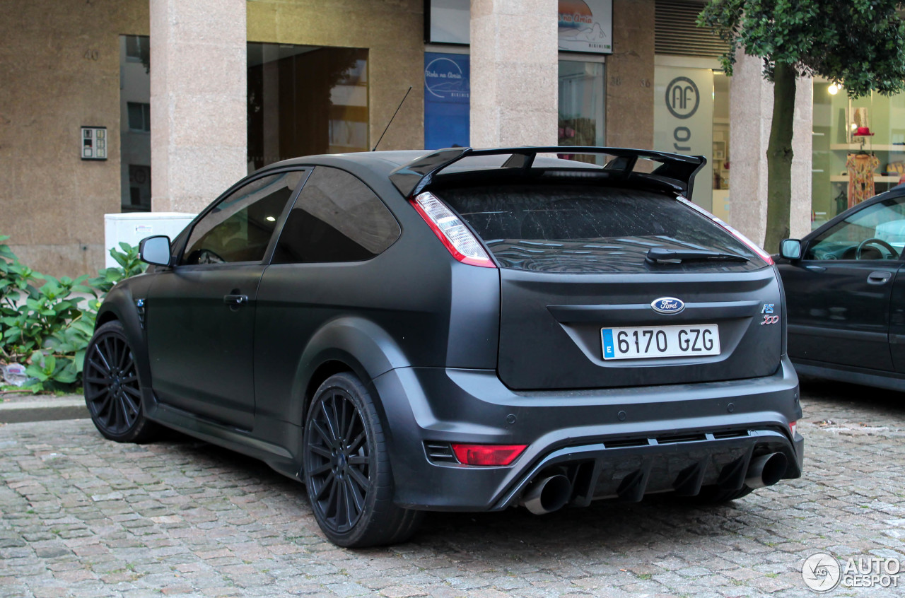Ford Focus Rs 500 1 July 2014 Autogespot