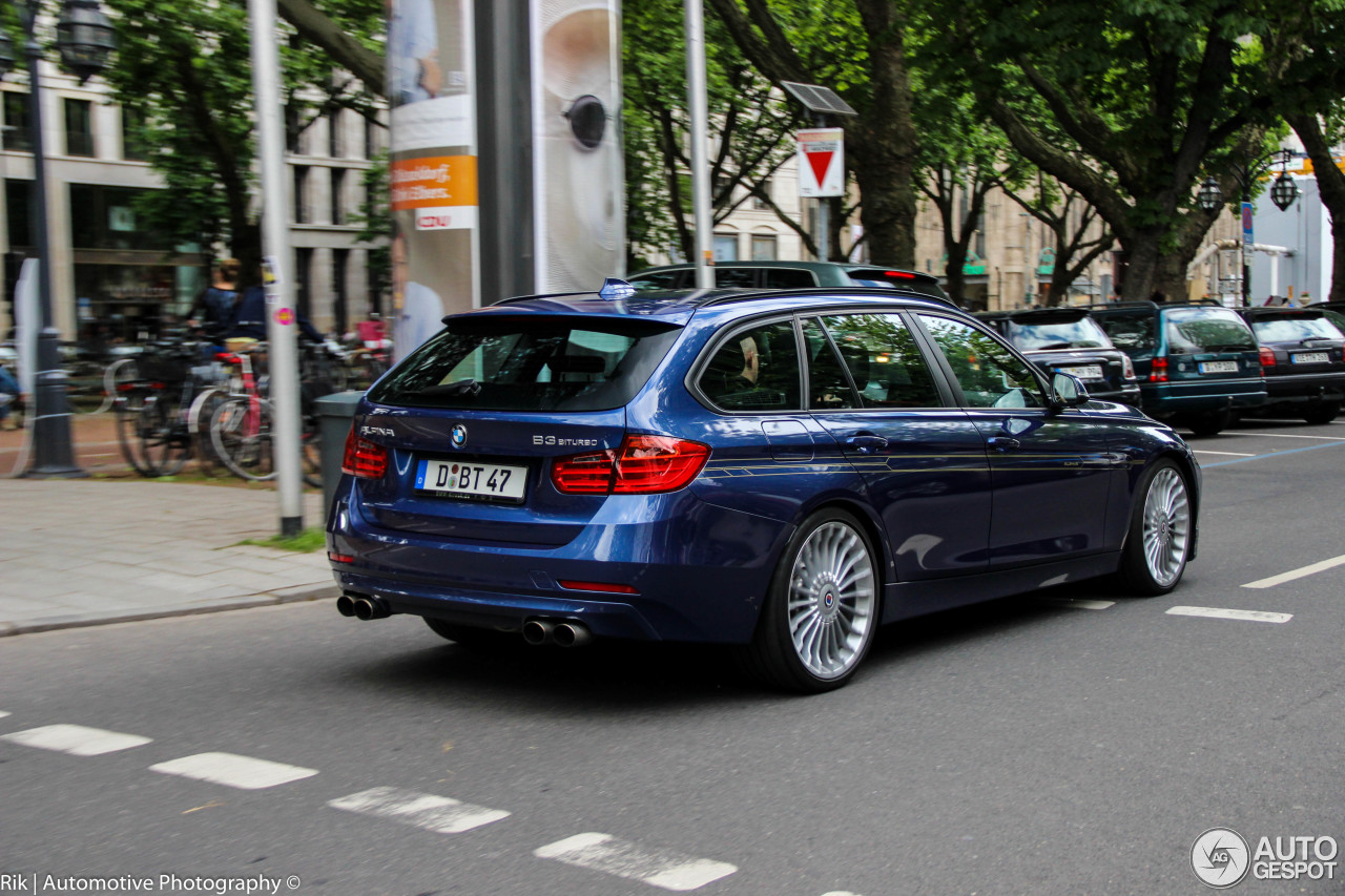 alpina b3 bi turbo touring 2013 2 july 2014 autogespot. Black Bedroom Furniture Sets. Home Design Ideas