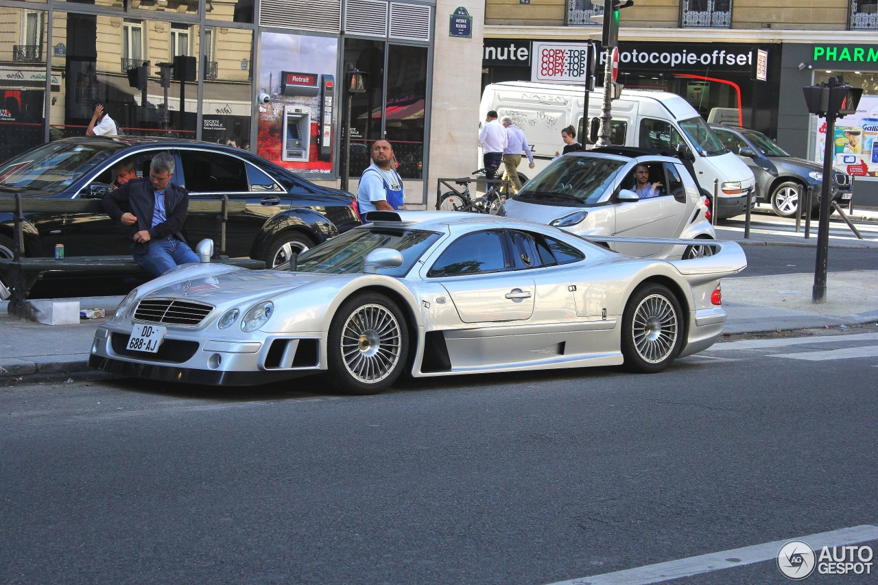 Mercedes Benz Clk Gtr Amg 2 July 2014 Autogespot