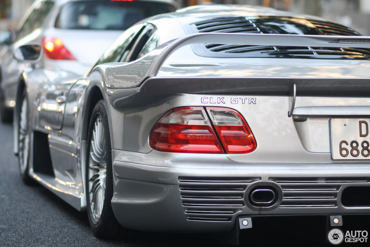 Mercedes-Benz CLK-GTR AMG - 2 July 2014 - Autogespot