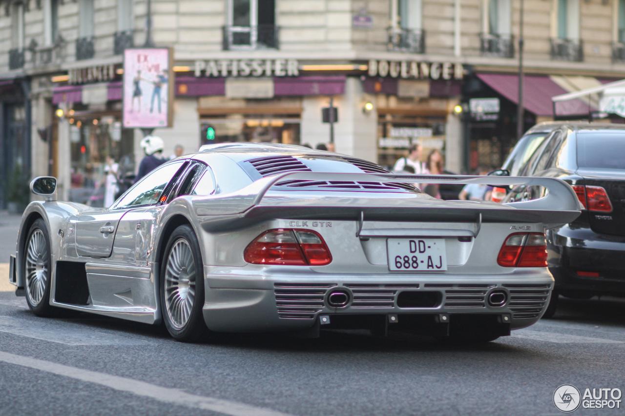 Mercedes Benz Clk Gtr Amg 2 Juillet 2014 Autogespot