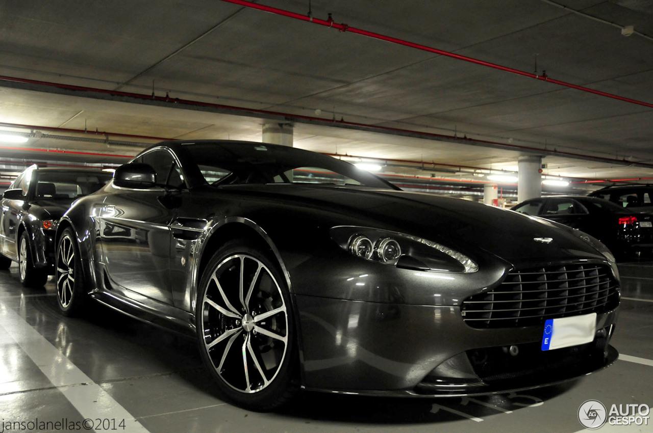 Aston Martin V8 Vantage S Sp10 3 July 2014 Autogespot
