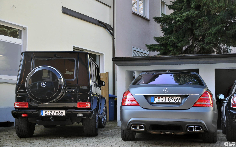 Mercedes Benz S 63 AMG W221 2011 4 July 2014 Autogespot