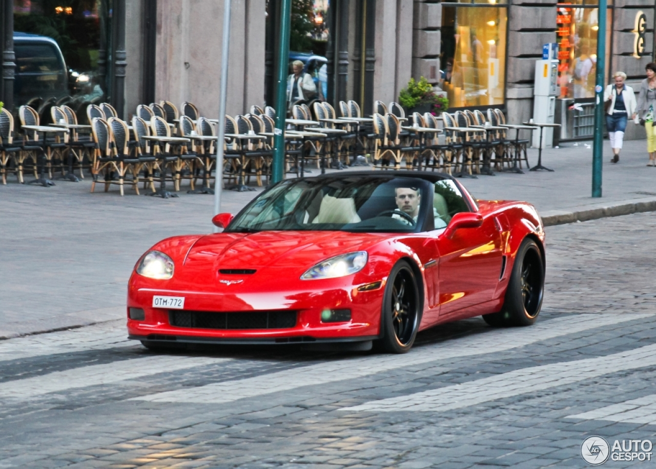 Chevrolet Corvette C6 Grand Sport 5 July 2014 Autogespot