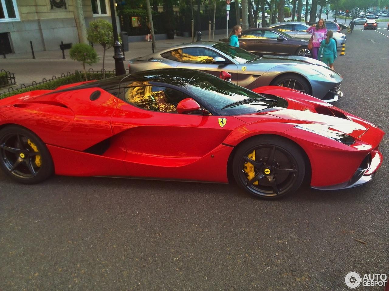 Ferrari Laferrari 6 July 2014 Autogespot