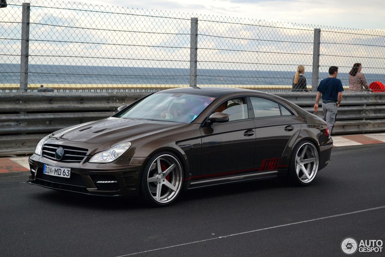 Mercedes Benz Cls 63 Amg C219 Prior Design 8 July 2014