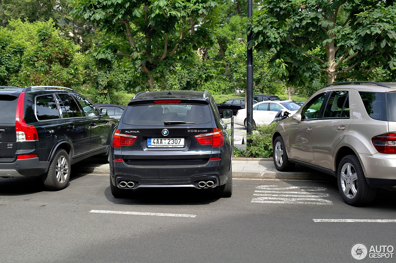 Alpina Xd3 Biturbo 9 July 2014 Autogespot