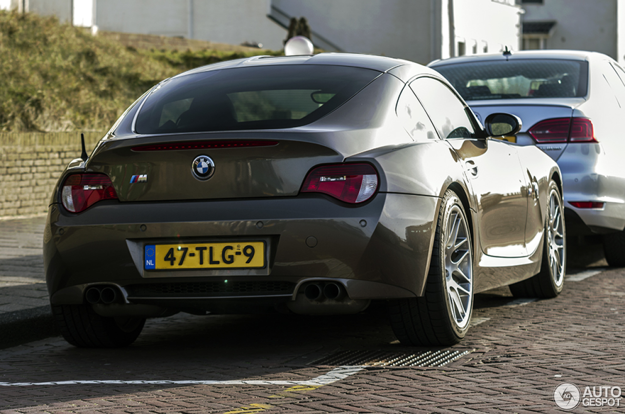 Bmw Z4 M Coup 233 9 July 2014 Autogespot