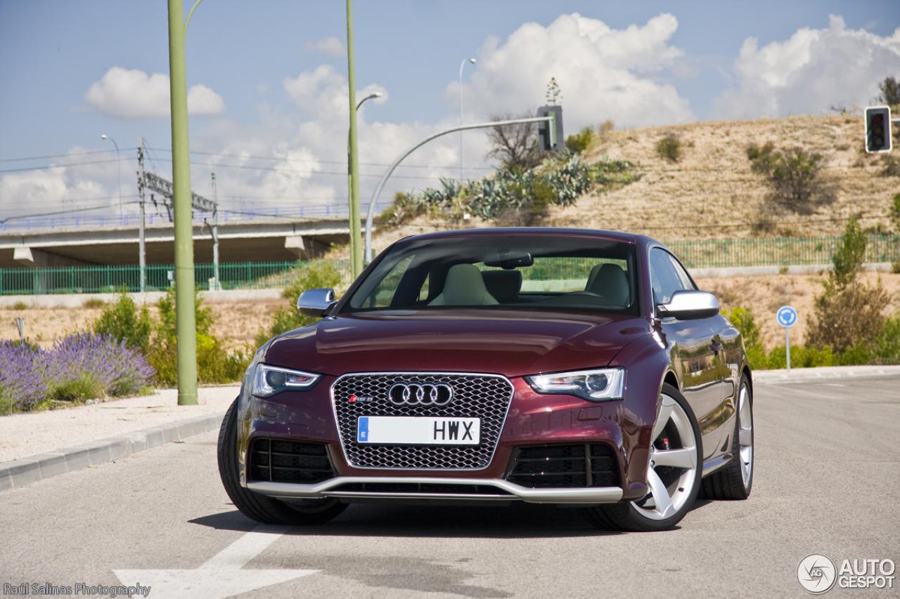 Audi Rs5 B8 2012 10 July 2014 Autogespot