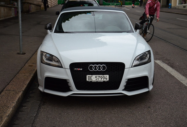 Audi TT-RS Plus Roadster