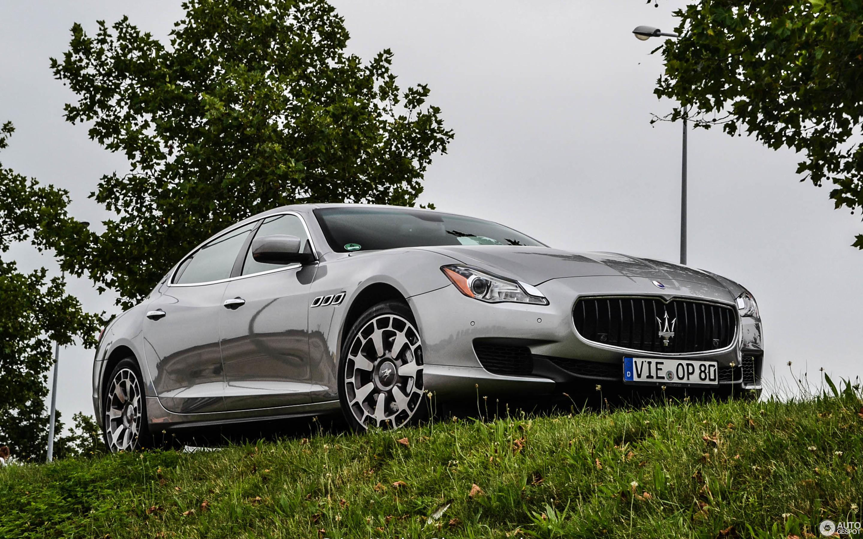 Maserati Quattroporte GTS 2013 - 11 juli 2014 - Autogespot