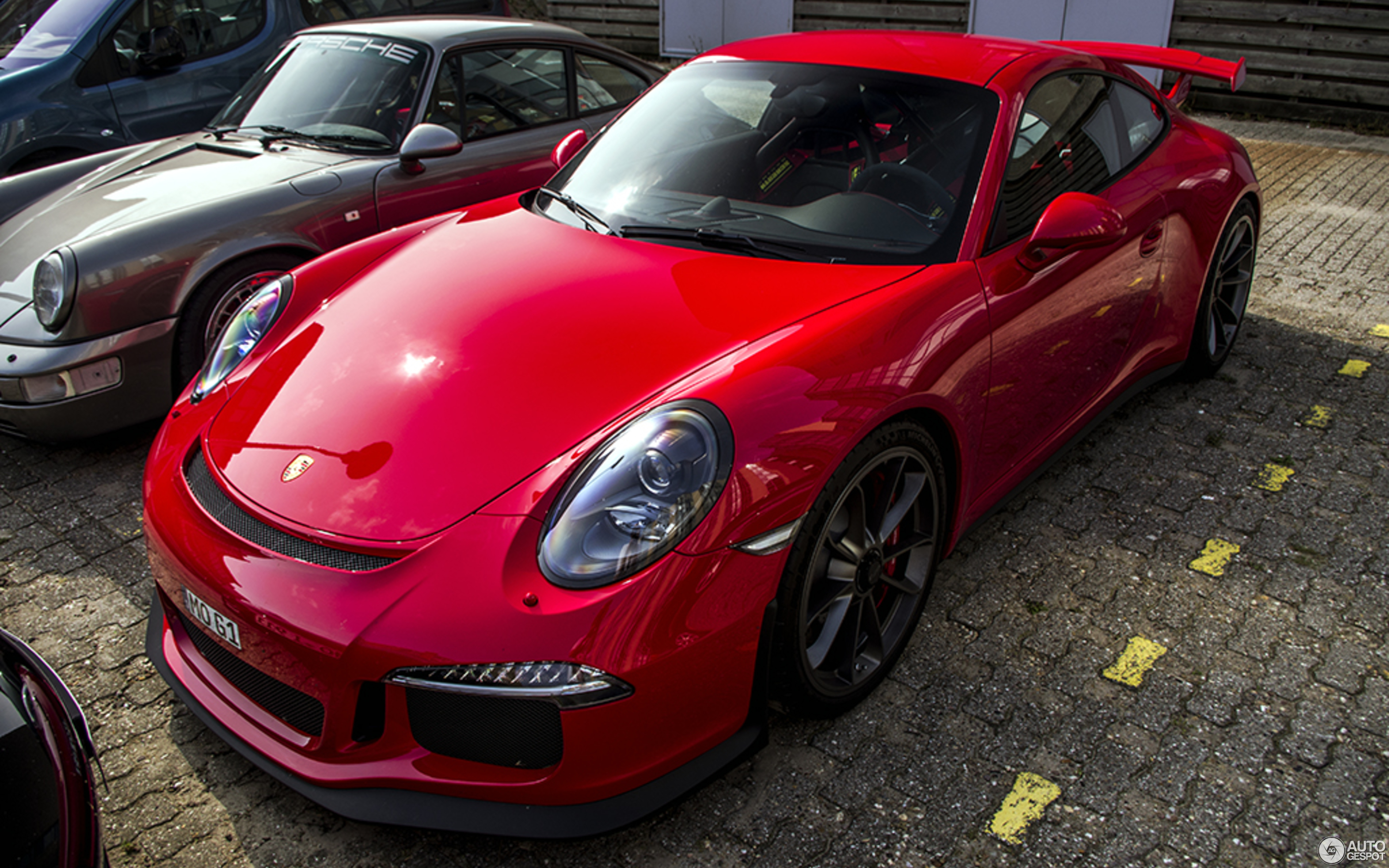 porsche 991 gt3 11 july 2014 autogespot. Black Bedroom Furniture Sets. Home Design Ideas