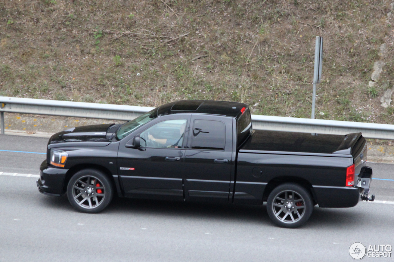 Dodge RAM SRT-10 Quad-Cab Night Runner - 13 July 2014 - Autogespot