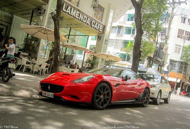 Ferrari California Hamann