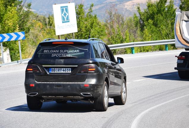 Mercedes-Benz ML-Klasse W166 2015