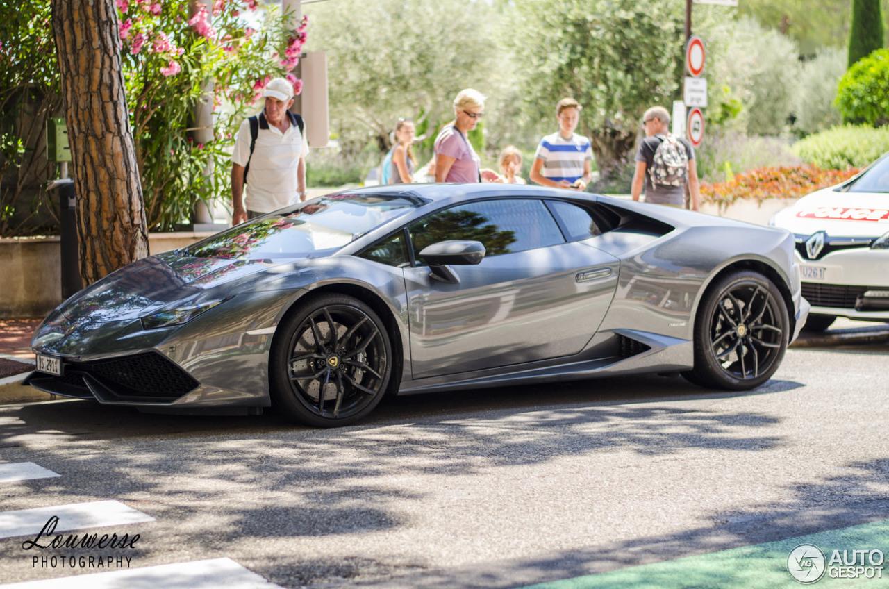 Lamborghini Hurac 225 N Lp610 4 19 Luglio 2014 Autogespot
