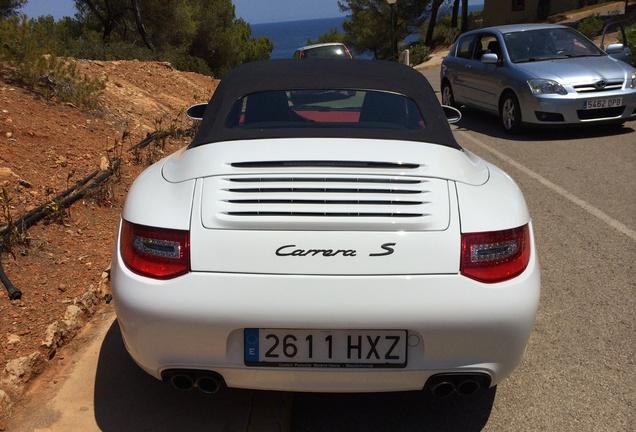 Porsche 997 Carrera S Cabriolet MkII