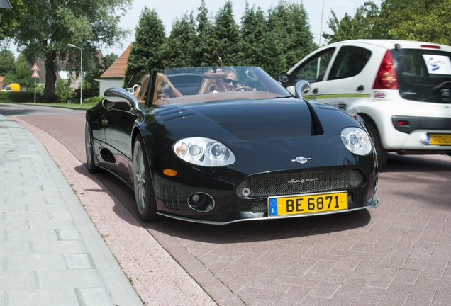 Spyker C8 Spyder SWB Wide Body