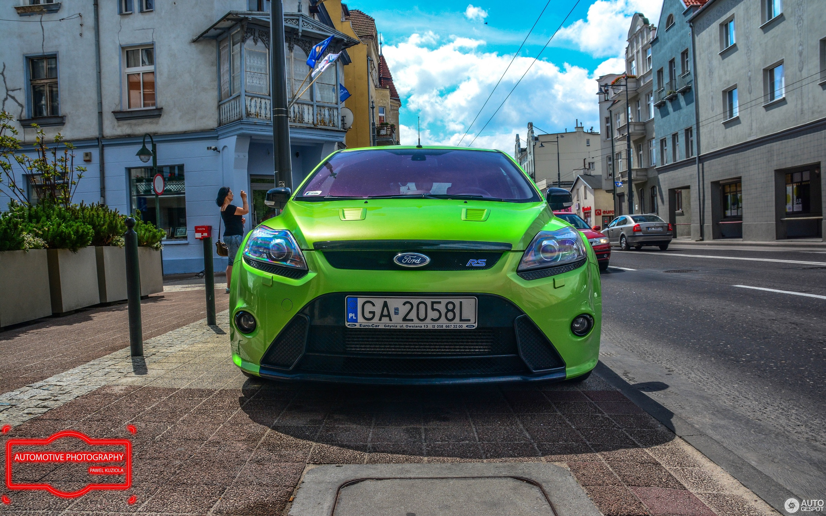 Ford Focus Rs 2009 21 July 2014 Autogespot