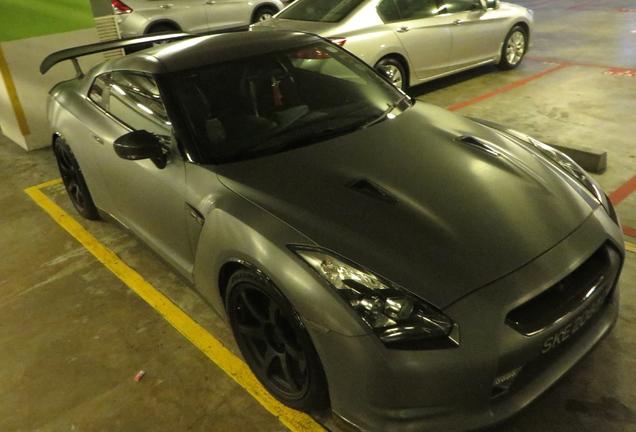 Nissan GT-R MB Motors Performance