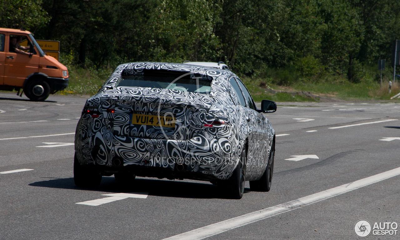 Jaguar XE - 24 July 2014 - Autogespot