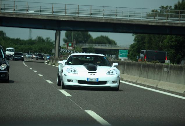 Callaway C17 Corvette SC606