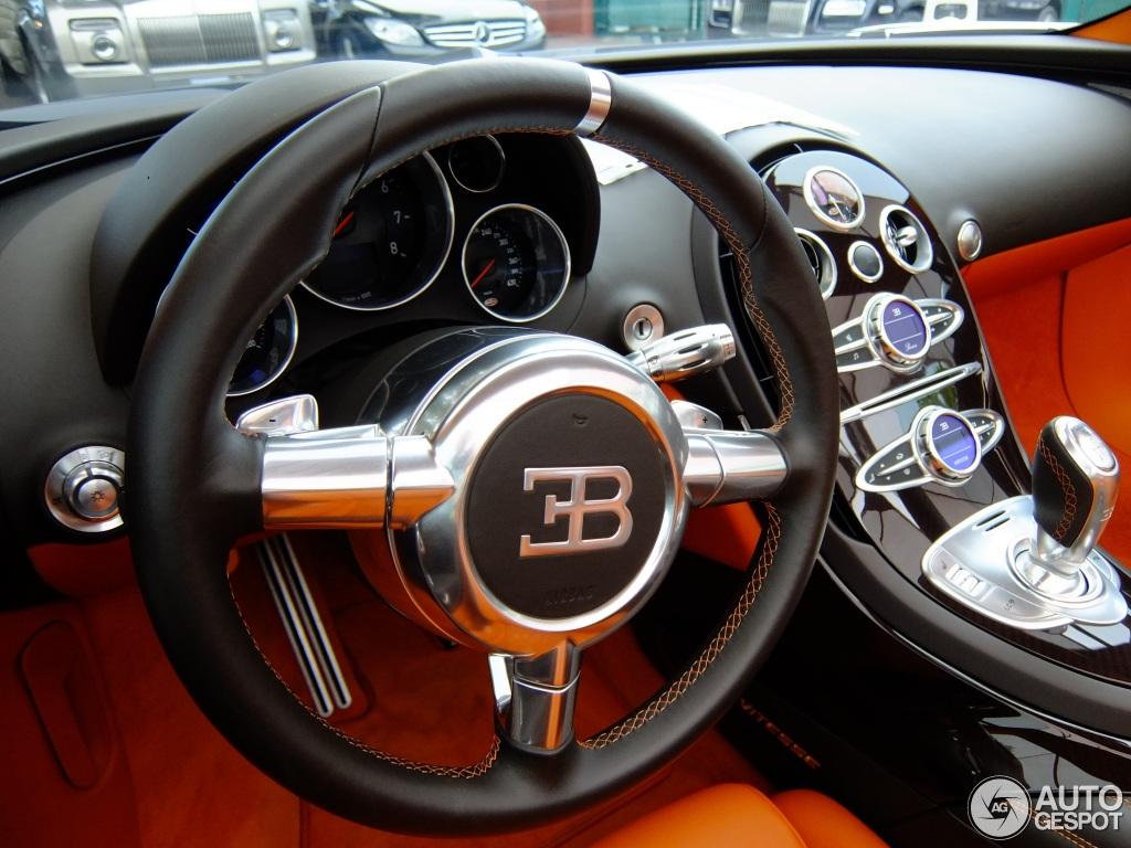 bugatti veyron 16 4 grand sport vitesse 26 juillet 2014 autogespot. Black Bedroom Furniture Sets. Home Design Ideas
