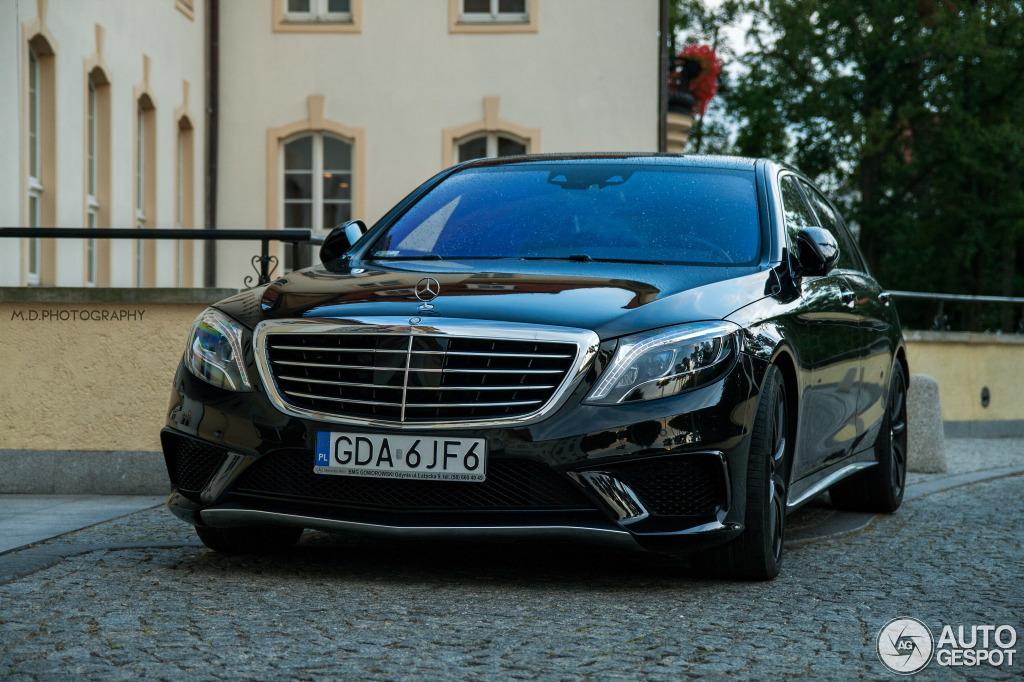 Mercedes-Benz S 63 AMG V222 10