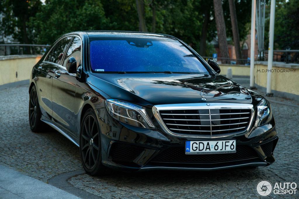 Mercedes-Benz S 63 AMG V222 3