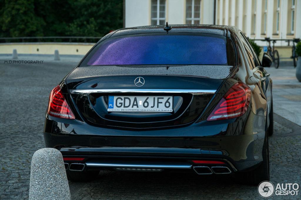 Mercedes-Benz S 63 AMG V222 7