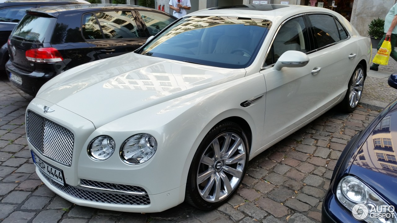 2017 Bentley Continental Gt W12 >> Bentley Flying Spur W12 - 27 July 2014 - Autogespot