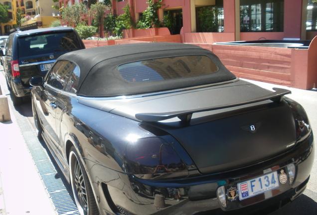 Bentley Hamann Imperator GTC