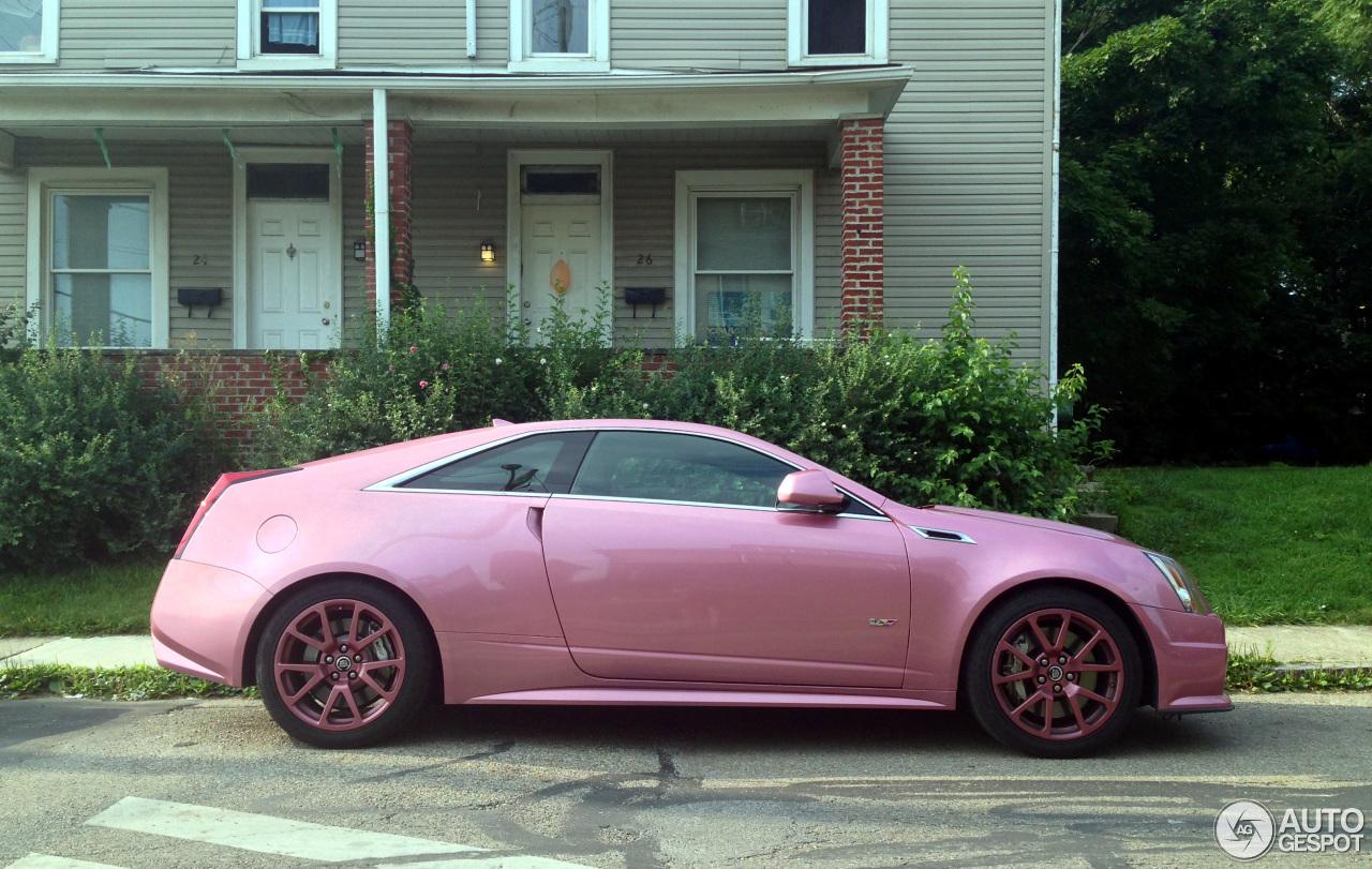 Cadillac Cts V Coup 233 31 July 2014 Autogespot