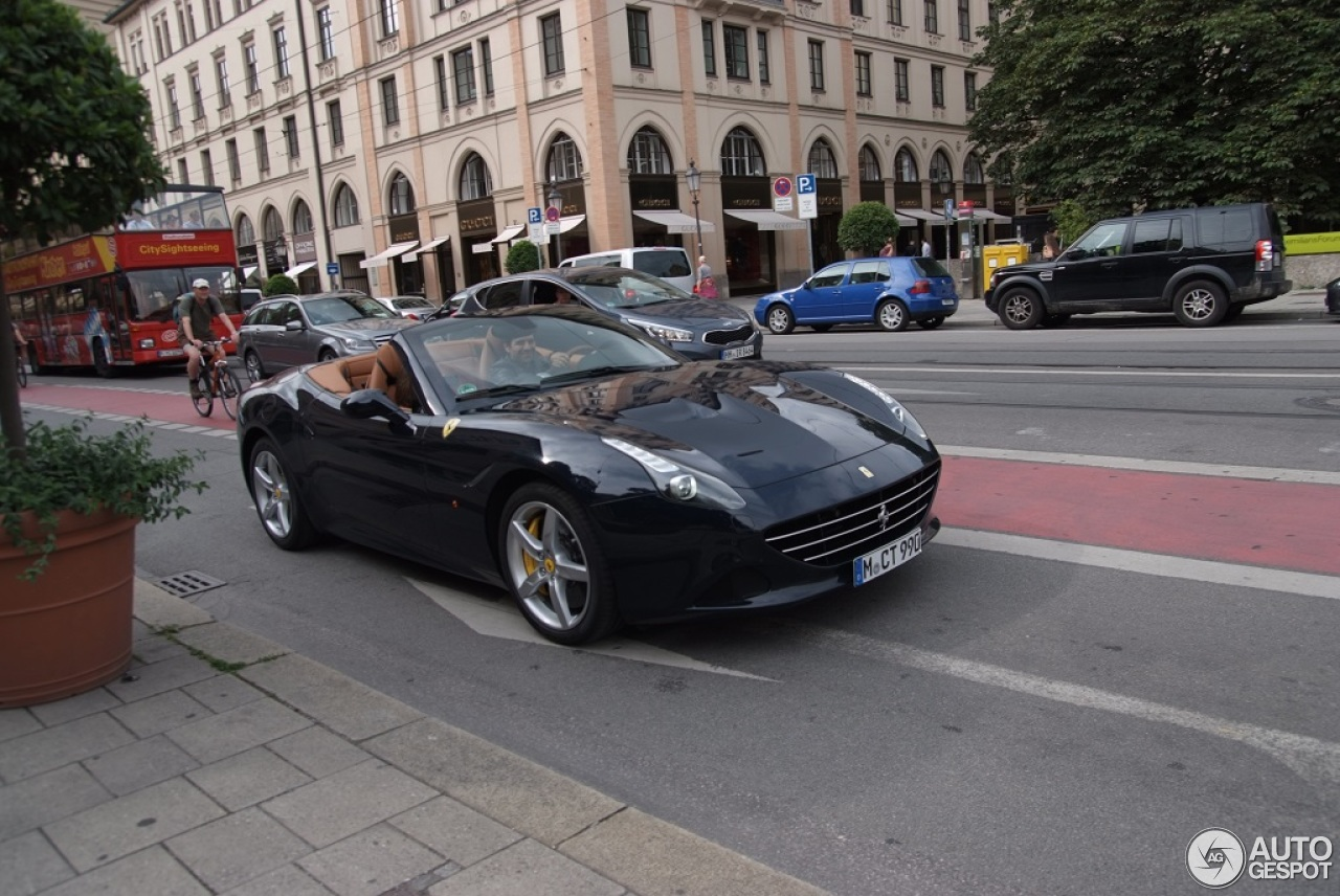 ferrari california t 31 luglio 2014 autogespot. Black Bedroom Furniture Sets. Home Design Ideas
