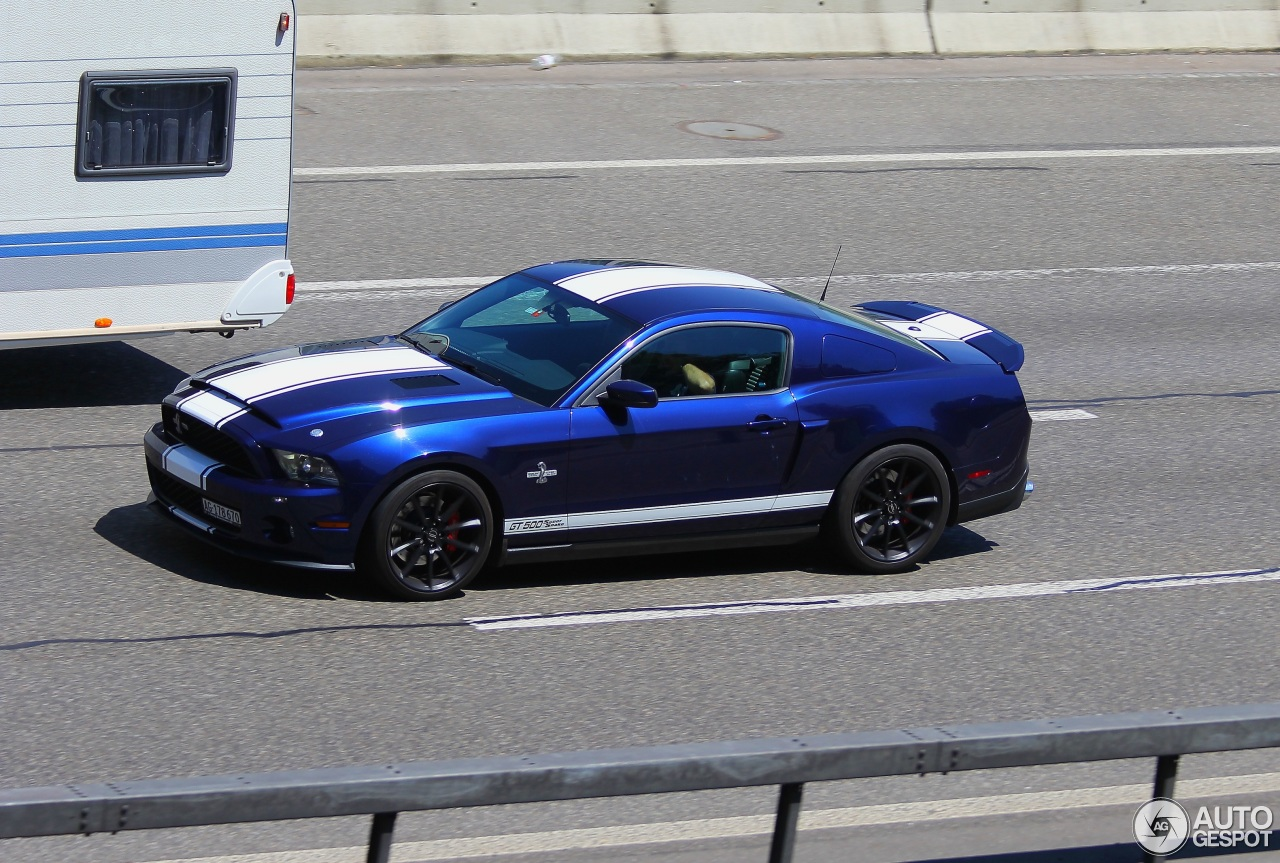 Ford Mustang Shelby GT 500 Supersnake 2010 - 31 July 2014 ...