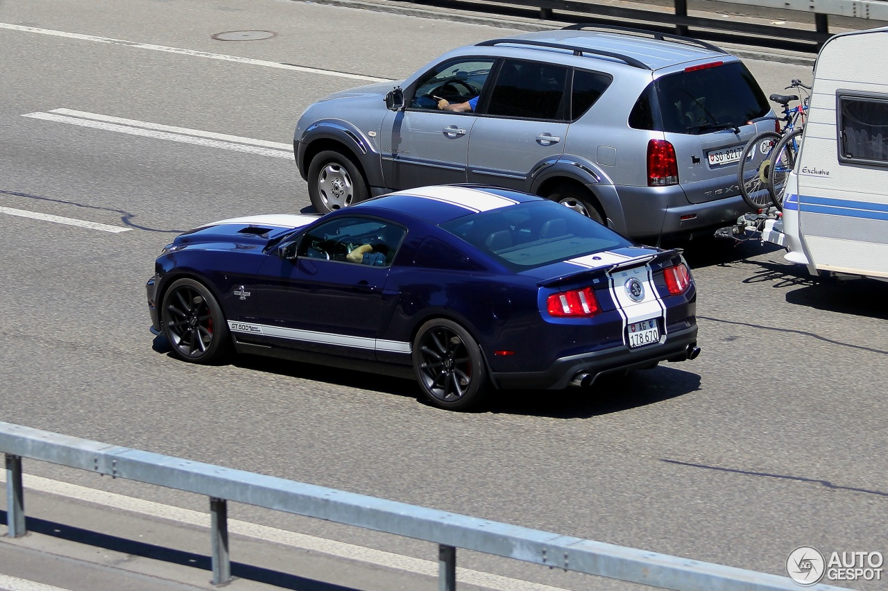 Ford Mustang Shelby Gt 500 Supersnake 2010 31 July 2014