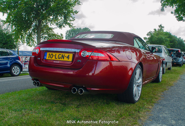 Jaguar XKR Convertible 2009