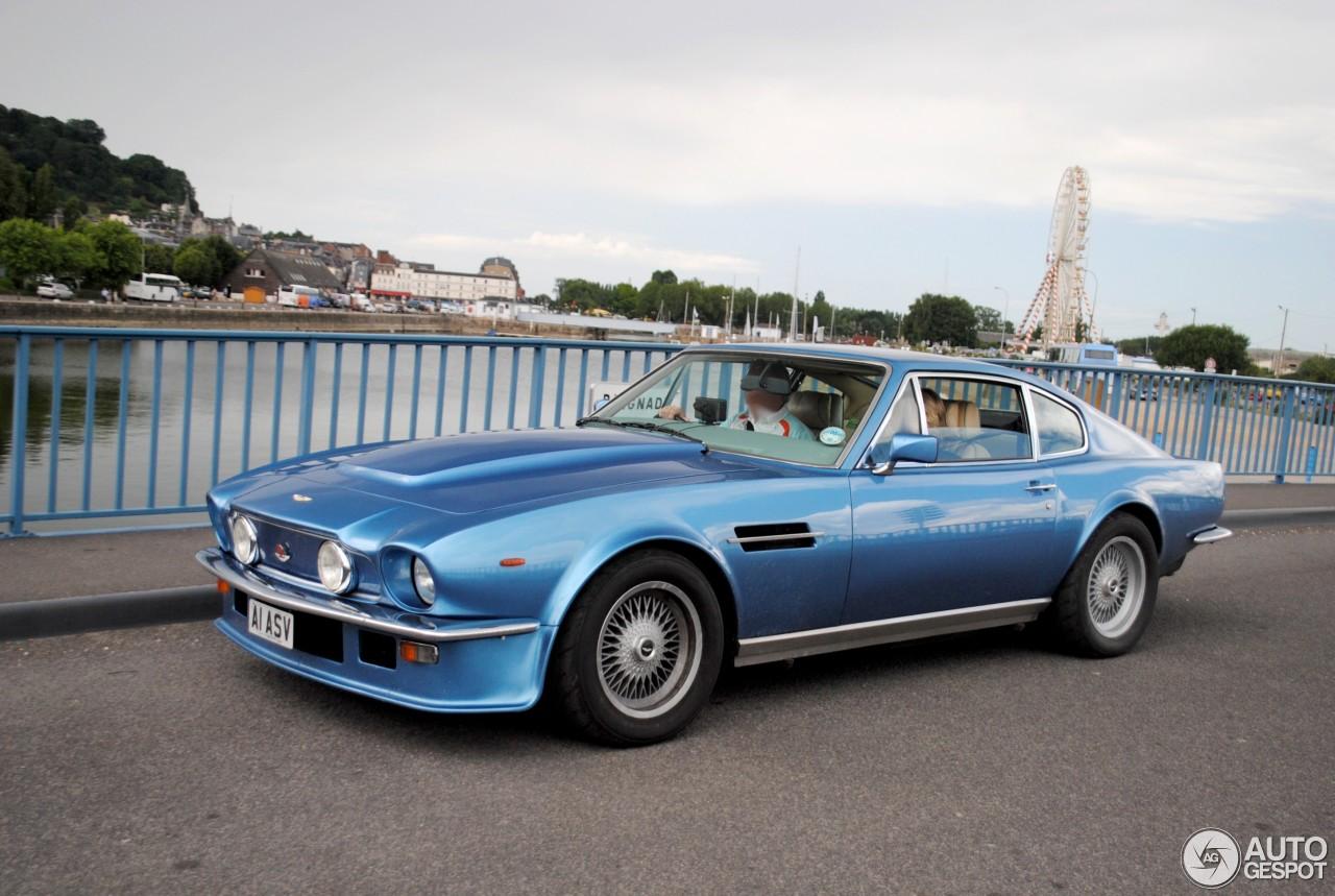 Aston Martin V8 Vantage 1977 1989 1 August 2014 Autogespot