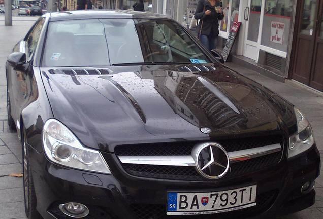 Mercedes-Benz SL 600 R230 2009
