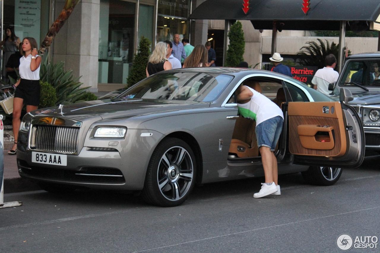 Rolls-Royce Wraith - 2 August 2014 - Autogespot