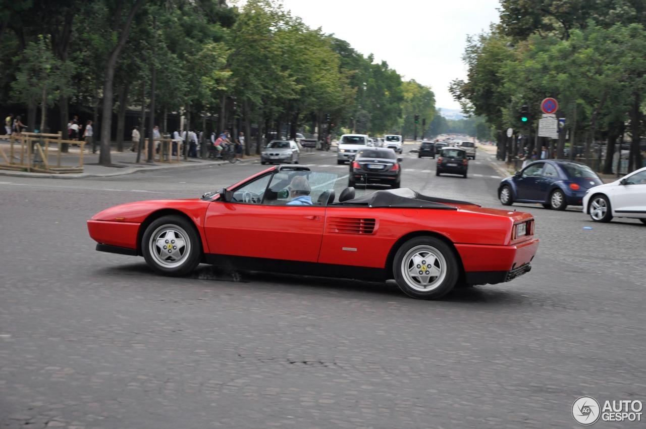 ferrari mondial t cabriolet 5 august 2014 autogespot. Black Bedroom Furniture Sets. Home Design Ideas