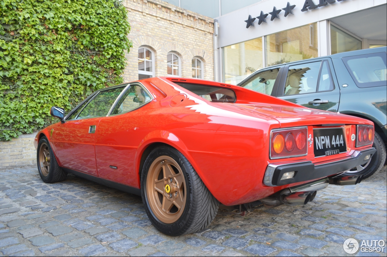 ferrari dino 308 gt4 6 august 2014 autogespot. Black Bedroom Furniture Sets. Home Design Ideas