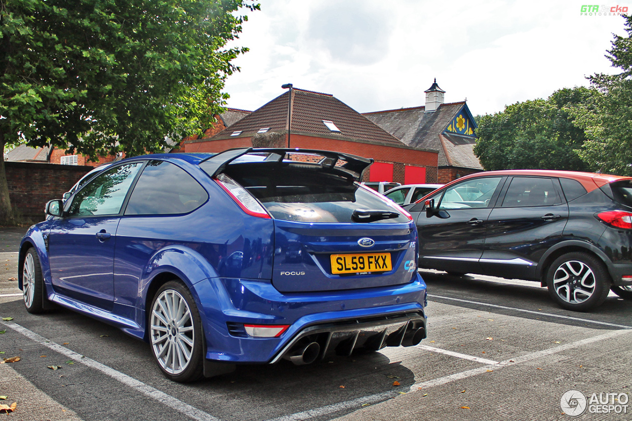 Ford Focus Rs 2009 Collins Performance Cp 370 6 August