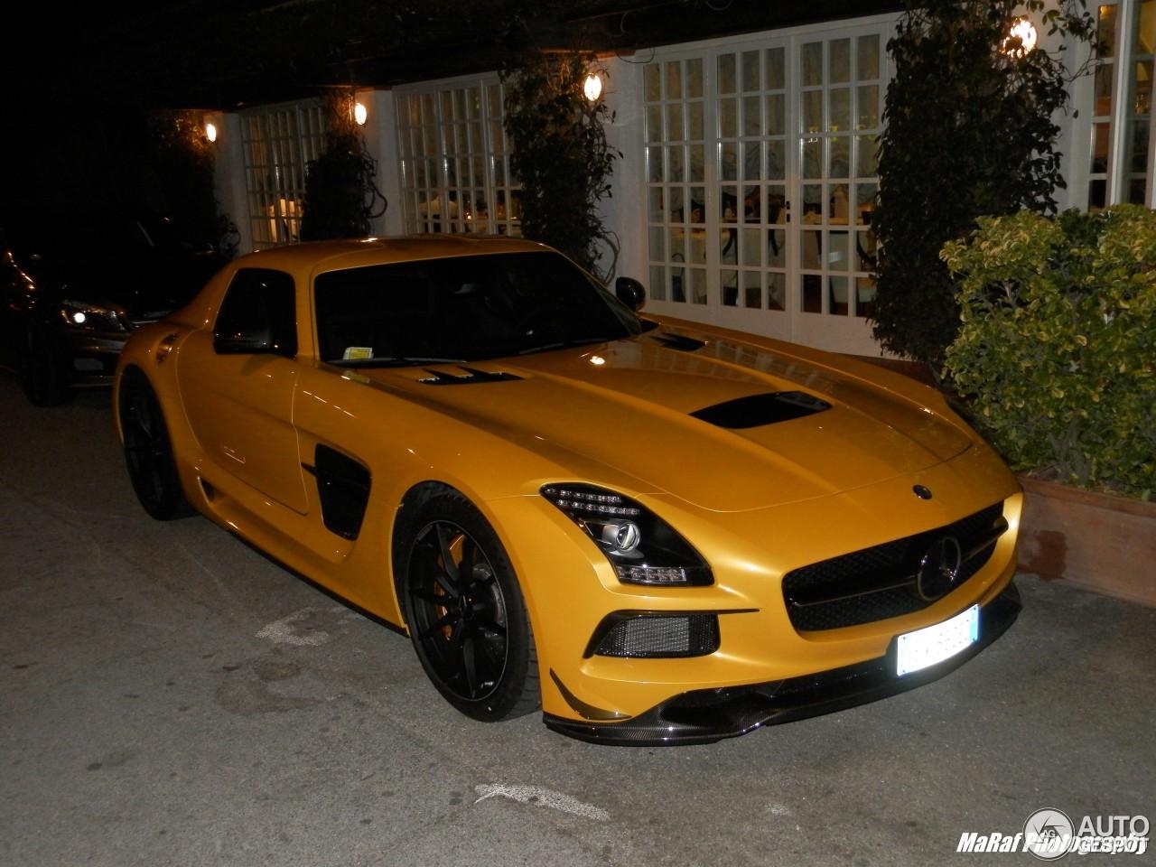 Mercedes benz sls amg black series 6 august 2014 for 2014 mercedes benz sls amg black series