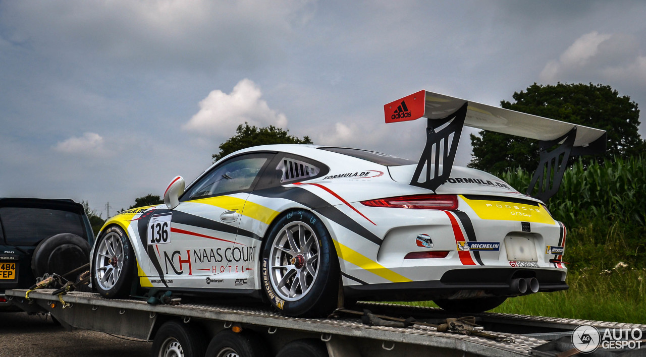porsche 991 gt3 cup 6 august 2014 autogespot. Black Bedroom Furniture Sets. Home Design Ideas