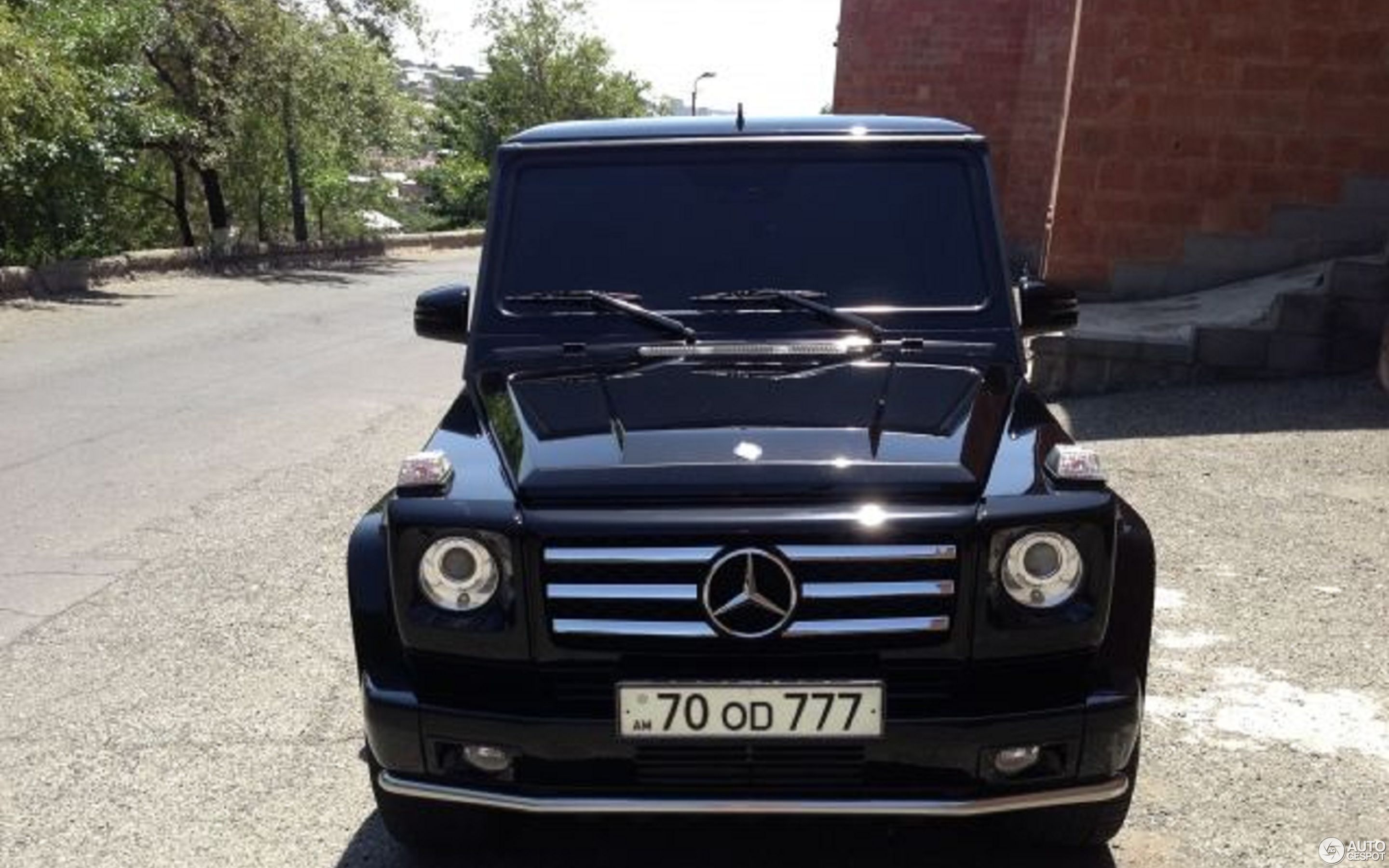 "Mercedes Benz G 55 AMG 7 °'""£á¢ 2014 Autogespot"