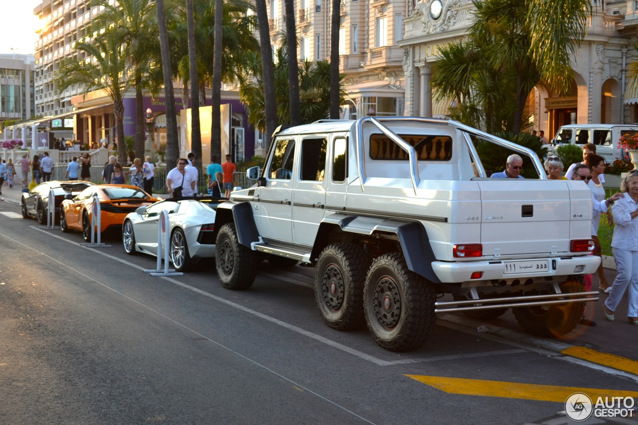Mercedes benz g 63 amg 6x6 8 augustus 2014 autogespot for Mercedes benz service g